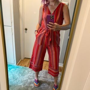 Rainbow Lush jumpsuit
